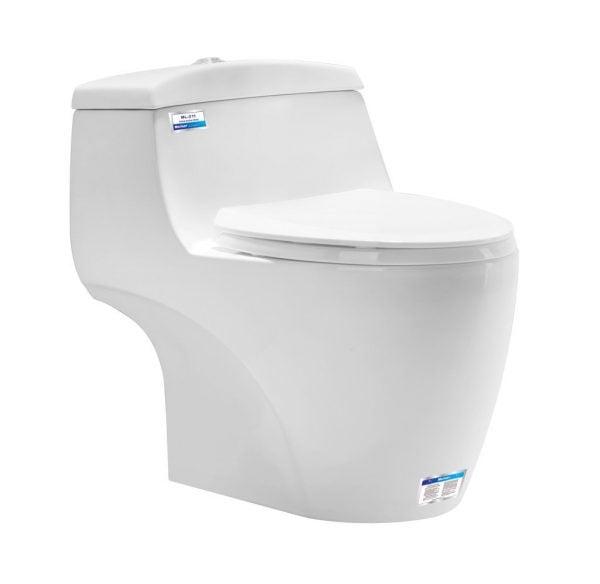 Tùy thuộc vào không gian phòng tắm để lựa chọn bồn cầu phù hợp nhất
