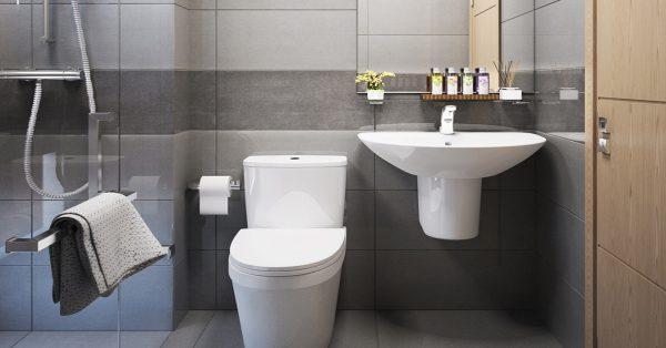 Bồn cầu nhà vệ sinh có nhiều mẫu mã khác nhau