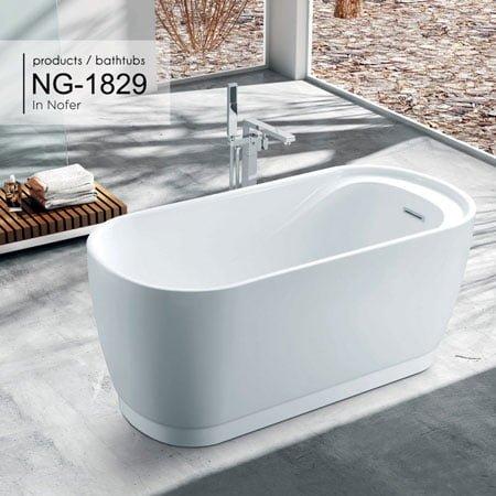 Bồn tắm Nofer NG-1829/ 1829 PLUS