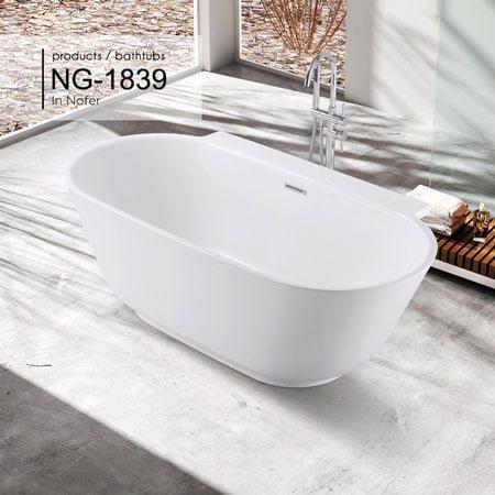 Bồn tắm Nofer NG-1839/1839 PLUS