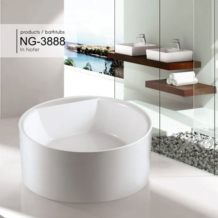 Bồn tắm Nofer NG-3888/ 3888 PLUS
