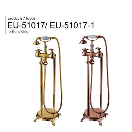 Sen tắm đặt sàn Euroking EU-51017/EU-51017-1
