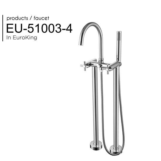 Sen tắm đặt sàn Euroking EU-51003-4