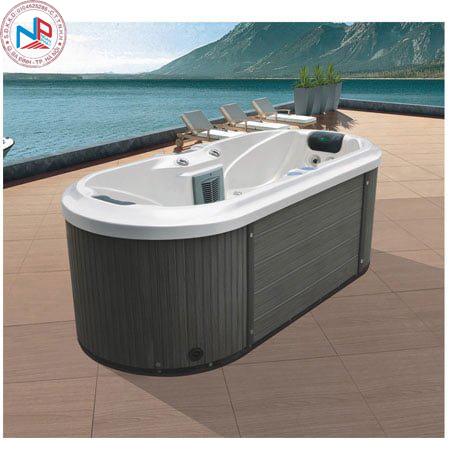 Bồn tắm massage tập thể TDO T-1009