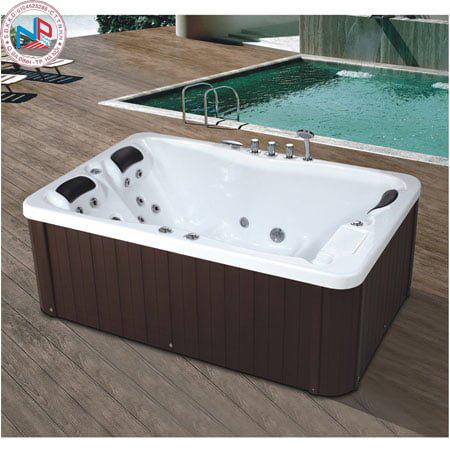 Bồn tắm massage tập thể TDO T-1013