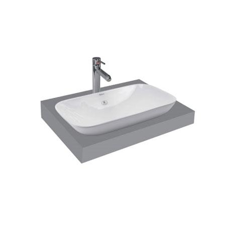Chậu rửa lavabo Viglacera V28 dương bàn