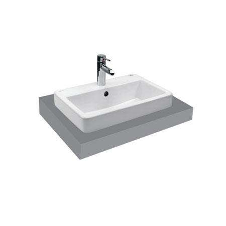 Chậu rửa lavabo Viglacera V29 dương bàn