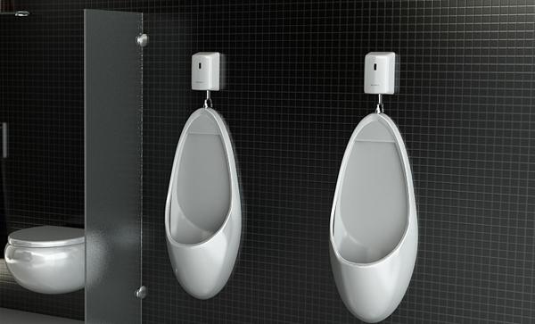 Lựa chọn kích thước bồn tiểu nam phù hợp với không gian nhà vệ sinh
