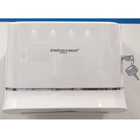 Hộp đựng giấy lau tay treo tường Interhasa HSD-E6002