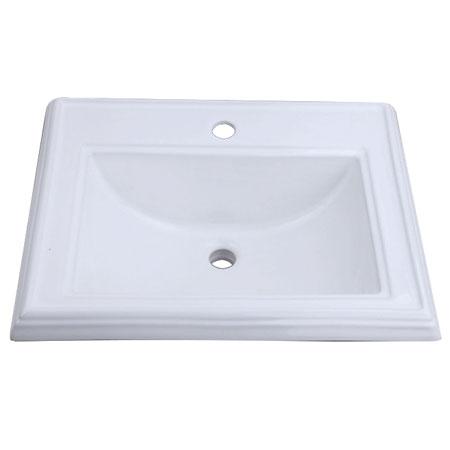 Chậu rửa mặt lavabo Moonoah MN-C256 dương vành
