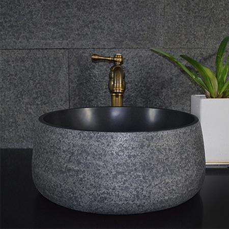 Chậu rửa mặt lavabo đá NP-SDBS271