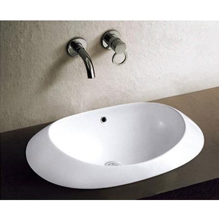 Chậu rửa mặt lavabo Moonoah MN-C397 dương vành
