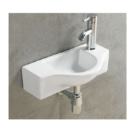 Chậu rửa mặt lavabo Moonoah MN-C266 treo tường