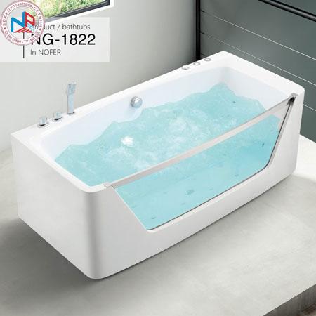 Bồn tắm massage Nofer NG-1822