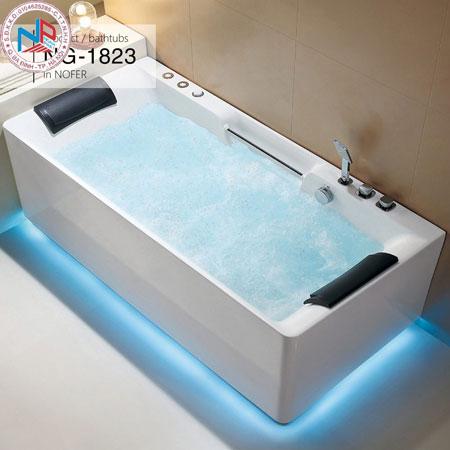 Bồn tắm massage Nofer NG-1823