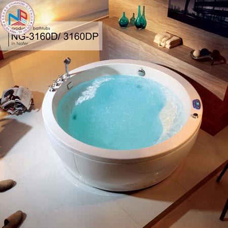 Bồn tắm massage Nofer NG-3160D