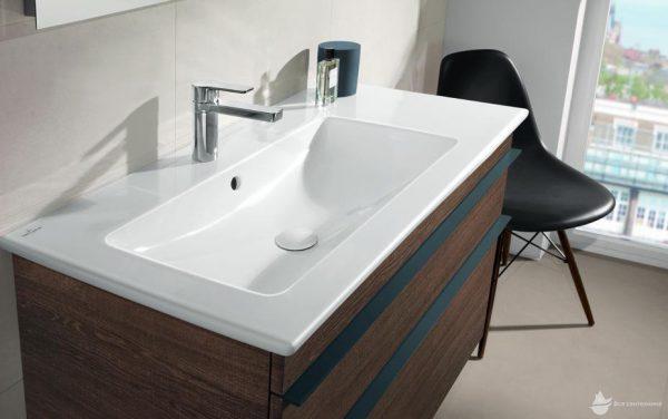 Tủ và chậu rửa lavabo tiện ích và công năng tuyệt vời