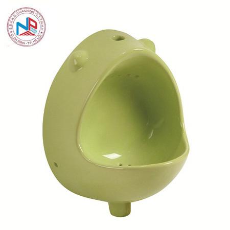 Bồn tiểu trẻ em K08-GB màu xanh cây