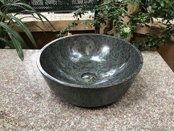 Chậu rửa lavabo Eximstone BST29 đá tự nhiên