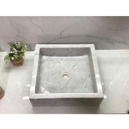 Chậu rửa lavabo Eximstone BST39 đá tự nhiên