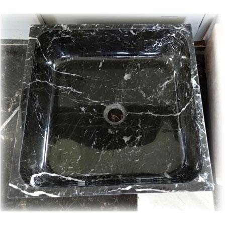 Chậu rửa lavabo Eximstone BST42 đá tự nhiên