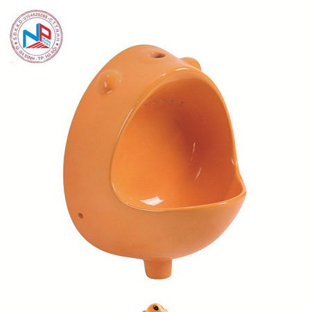 Bồn tiểu trẻ em K08-OG màu cam