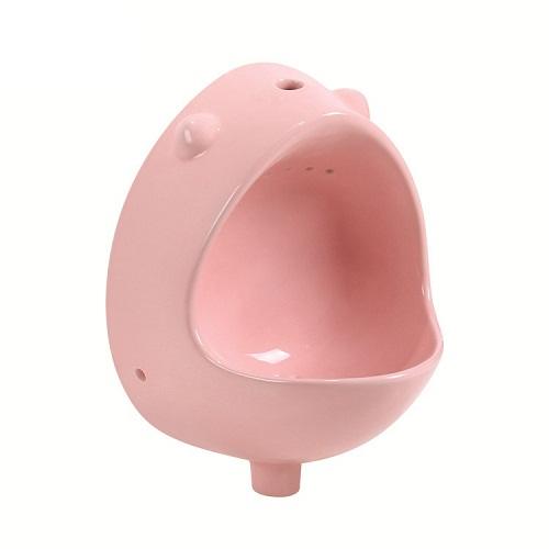 Bồn tiểu trẻ em K08-P màu hồng