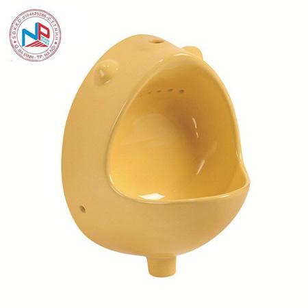 Bồn tiểu trẻ em K08-Y màu vàng
