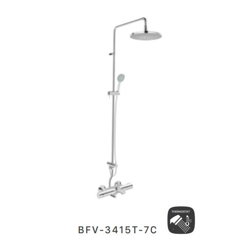 Sen cây tắm Inax BFV-3415T-7C nhiệt độ