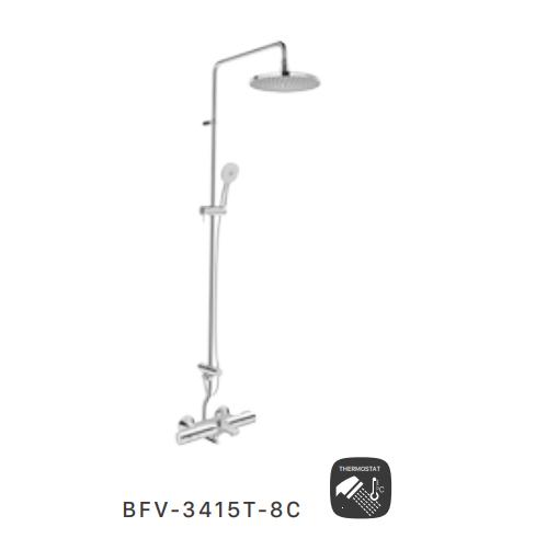 Sen cây tắm Inax BFV-3415T-8C nhiệt độ