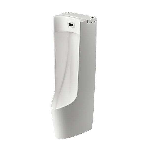 Bồn tiểu nam cảm ứng Inax AFU-600V mang đến vẻ đẹp hiện đại cho không gian phòng vệ sinh