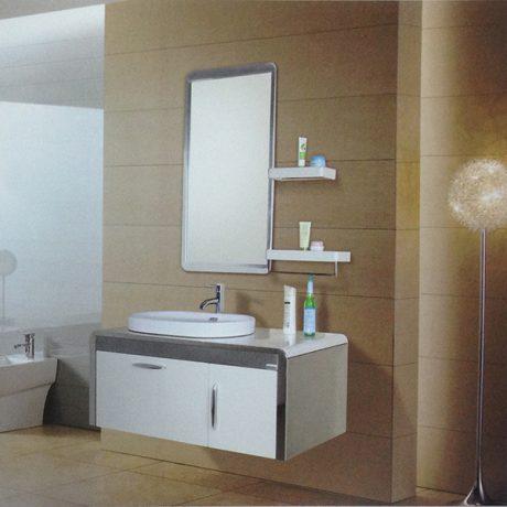 Tủ chậu phòng tắm nhựa PVC và inox 304 nên lựa chọn loại nào?