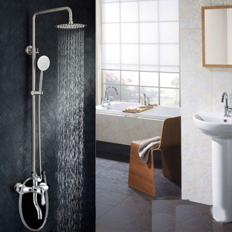 Sen cây tắm đứng mang đến sự tiện nghi mọi không gian phòng tắm