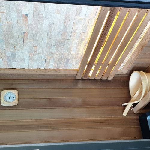 Phòng xông hơi khô và ướt Govern JS-8088