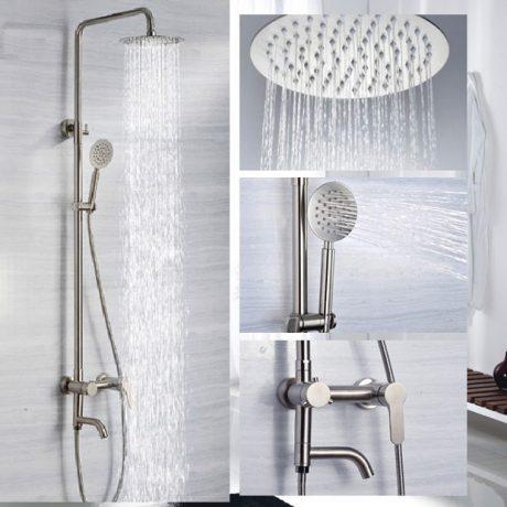 Sen cây tắm và các thiết bị vòi sen tắm trên thị trường hiện nay