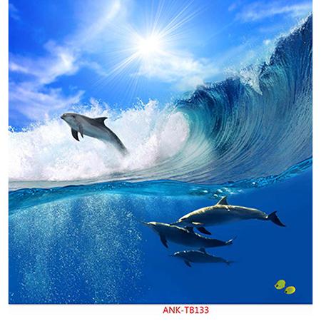 Gạch tranh biển Anh Khang ANK-TB133