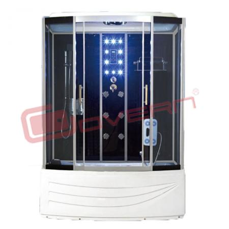 Phòng xông hơi ướt  Govern JS-0107 New (massage, sục khí)