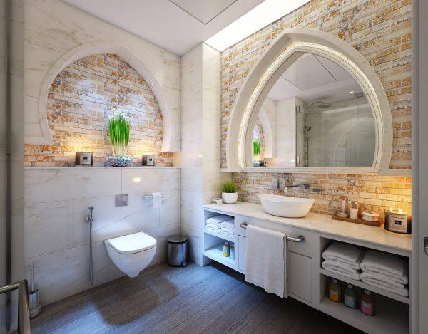 Tại sao nên lắp bộ tủ chậu cho nhà tắm
