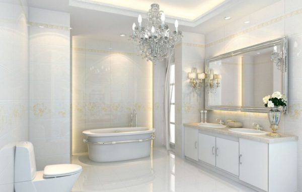 Lựa chọn sản phẩm phù hợp với không gian nhà tắm của gia đình bạn