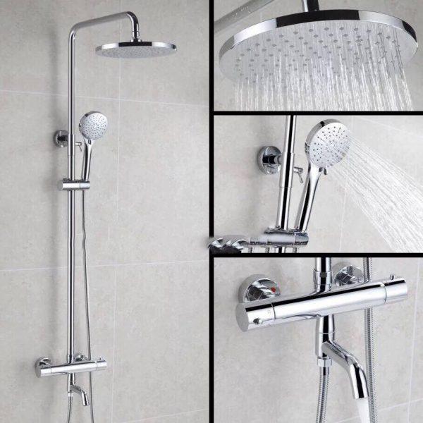 Thiết bị cao cấp được thiết kế bằng kết cấu sáng dạ và có thể dễ dàng tháo rời đầu vòi để vệ sinh
