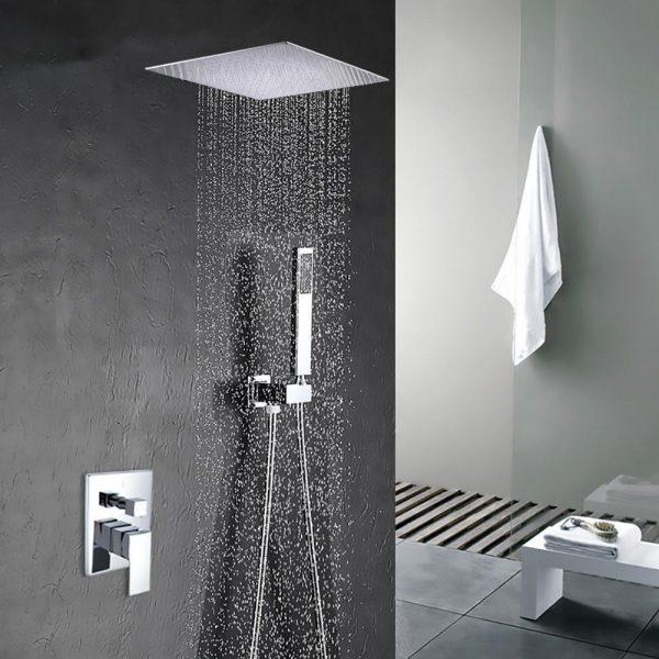 Áp lực dòng chảy là yếu tố quyết định đến sự lựa chọn cây sen tắm của người tiêu dùng