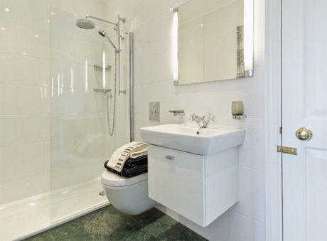 Nên chọn sen cây tắm vuông hay tròn cho phòng tắm?