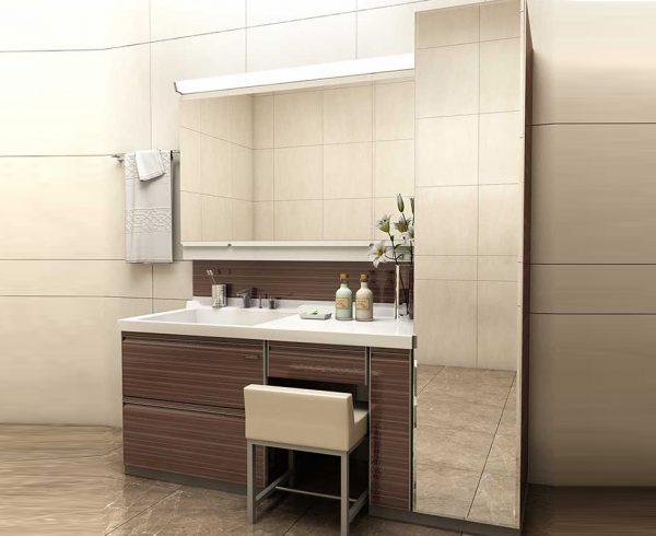 Lựa chọn kiểu dáng phù hợp với không gian nhà tắm của gia đình