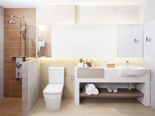 Cách sử dụng sen cây tắm hợp lý