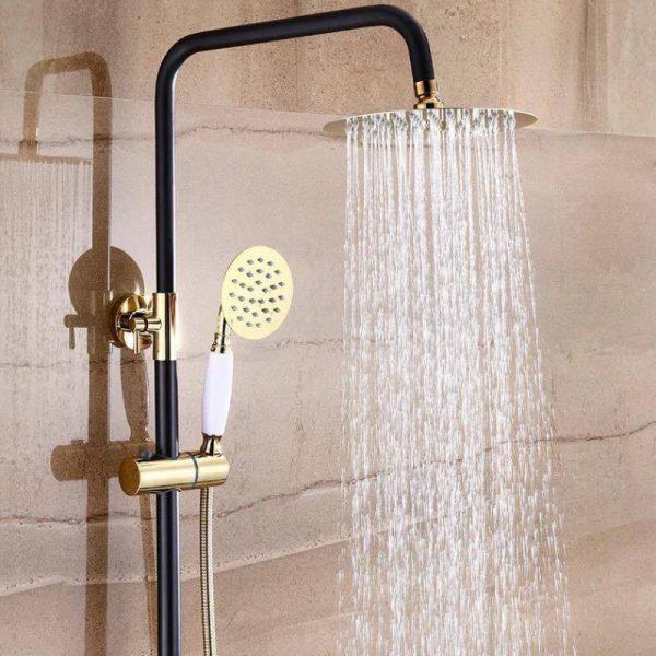 Sen cây tắm mạ vàng thu hút người sử dụng bởi màu sắc bắt mắt
