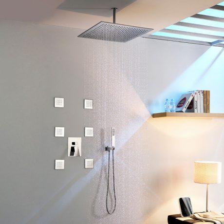 Bật mí kinh nghiệm mua sen cây tắm âm tường tốt nhất
