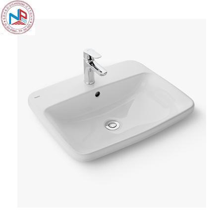 Chậu rửa lavabo Inax AL-2398V đặt bàn