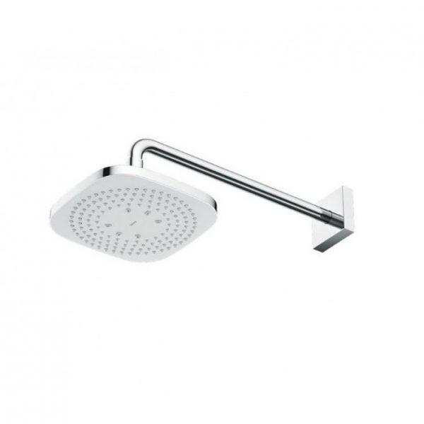 Cần xác định vị trí thích hợp trước khi lắp đặt sen cây tắm âm tường