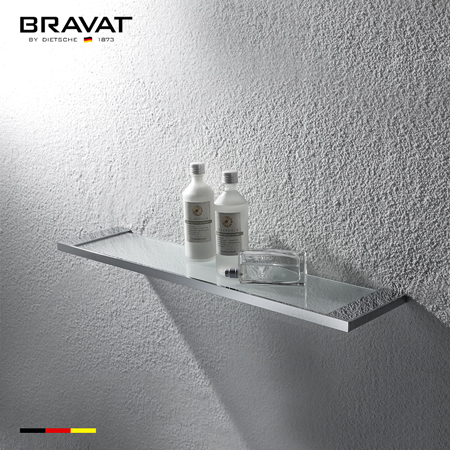 Kệ gương Bravat D7363C-ENG