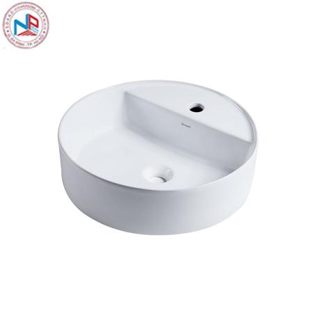 Chậu rửa lavabo Bravat C22284W-1-ENG